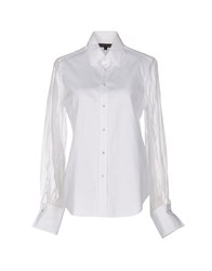Ralph Lauren Black Label Shirts White
