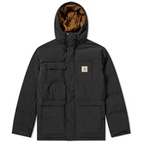 Carhartt Alpine Coat Black