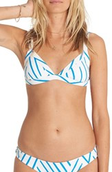 Billabong Women's Amaze Triangle Bikini Top
