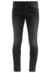 Replay Pilar Relaxed Fit Jeans Thermo Clean Dark Blue