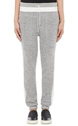 Public School Women's Tuxedo Jogger Pants Grey
