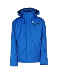 Salomon Coats And Jackets Jackets Men