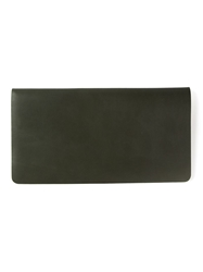 Isaac Reina Limited Edition Travel Holder Green