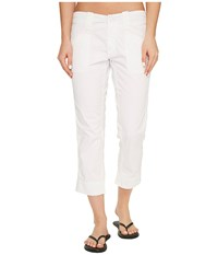 Aventura Clothing Arden Slimmer White Women's Casual Pants