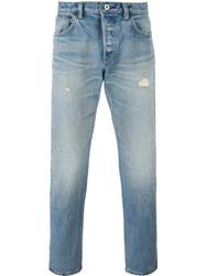 Edwin Slim Fit Jeans Blue
