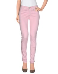 Philipp Plein Trousers Casual Trousers Women Pink