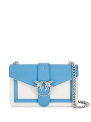 Pinko Love Bird Bag Blue