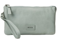 Ecco Barra Clutch Wallet Ice Flower Wallet Handbags Green