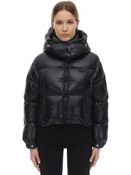 Duvetica Diadema Nylon Down Jacket Black