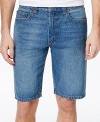 American Rag Men's Denim Shorts Only At Macy's Blue Stone