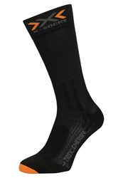 X Socks Sports Black