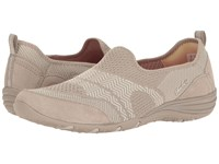 Skechers Unity Moonshadow Taupe Women's Slip On Shoes