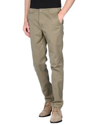 Johnbull Trousers Casual Trousers Men Military Green