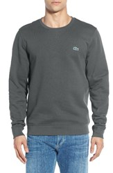 Lacoste Men's 'Sport' Crewneck Sweatshirt Pitch