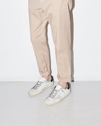 Golden Goose Superstar Sneaker White Blue Cream
