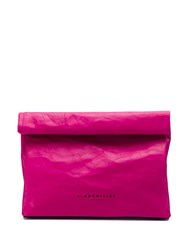 Simon Miller Roll Up Tote Bag Pink
