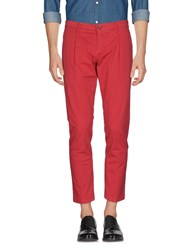 Jeanseng Casual Pants Coral