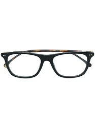 Carrera Square Shaped Glasses Black