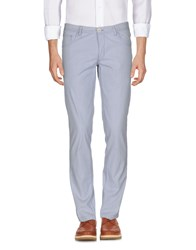 Domenico Tagliente Casual Pants Sky Blue