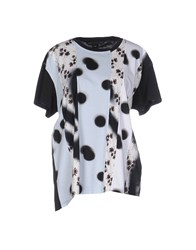 Marc By Marc Jacobs T Shirts Black