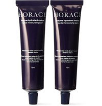 Horace Hands Moisturising Balm Duo 2 X 75Ml Colorless
