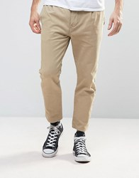 Rollas Stubs Cargo Pant Trade Sand 2338 Trade Sand Beige