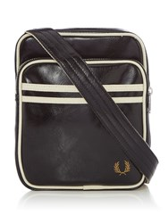 Fred Perry Classic Small Crossbody Bag Black