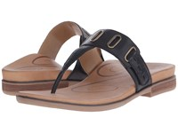 Aetrex Zara Black Women's Sandals