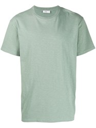 Closed Basic T Shirt Green