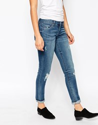 Blank Nyc Distressed Skinny Jeans Frenemy
