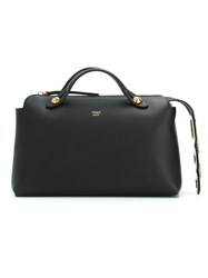 Fendi By The Way Gold Edition Tote Black