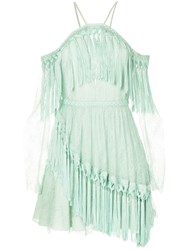 Alice Mccall She's Cosmic Dress Green