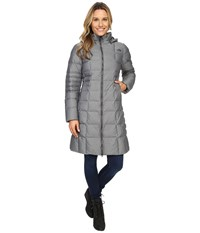The North Face Metropolis Parka Ii Tnf Medium Grey Heather Women's Coat Gray