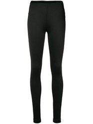 Tom Ford Skinny Fitted Trousers Black