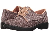 Chinese Laundry Dirty Rockford Oxford Pink Multi Lace Up Casual Shoes