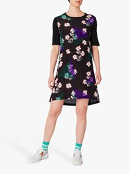Paul Smith Ps Patunia T Shirt Dress Black
