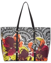 Trina Turk Bungalow Easy Tote Floral Multi