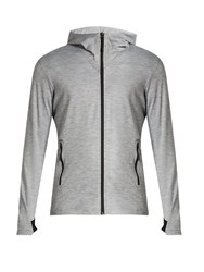 Peak Performance Civil Jersey Hooded Sweatshirt Grey