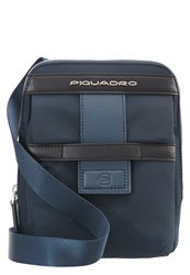 Piquadro Across Body Bag Blue