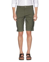 X Cape Bermudas Military Green