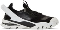 Calvin Klein 205W39nyc Black And White Carlos 10 Sneakers