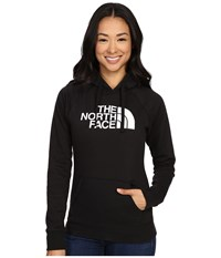The North Face Half Dome Hoodie Tnf Black Tnf White 3 Women's Sweatshirt