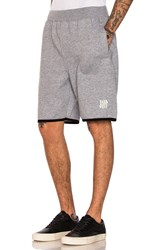 Undefeated Tech Fleece Short Gray