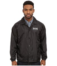 Brixton Ramsey Jacket Black Men's Coat