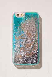 Urban Outfitters Glittery Baroque Iphone 6 6S Case Green