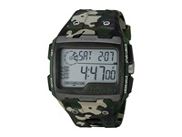 Timex Expedition Grid Shock Camo Green Watches Brown