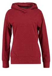 Vaude Tuenno Long Sleeved Top Salsa Dark Red