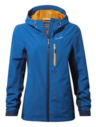 Craghoppers Discovery Waterproof Shell Jacket Blue