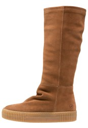 Bronx Boots Mid Brown