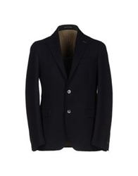 Royal Hem Blazers Black